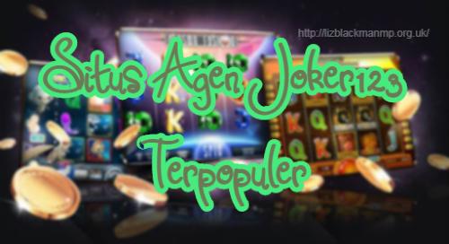 Situs Agen Joker123 Terpopuler
