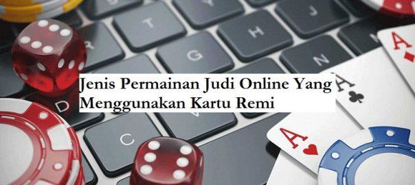 permainan judi online kartu remi